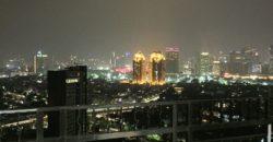 DIJUAL CEPAT Apartemen mewah 3br Fully furnished, hanya 5 mnt dari Senayan/Sudirman