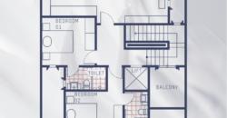 South Groove, Lebak bulus.3 lantai dgn Lift. 10×21