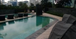 The Elements,kuningan. 3+1 br (186sqm),semi furnish