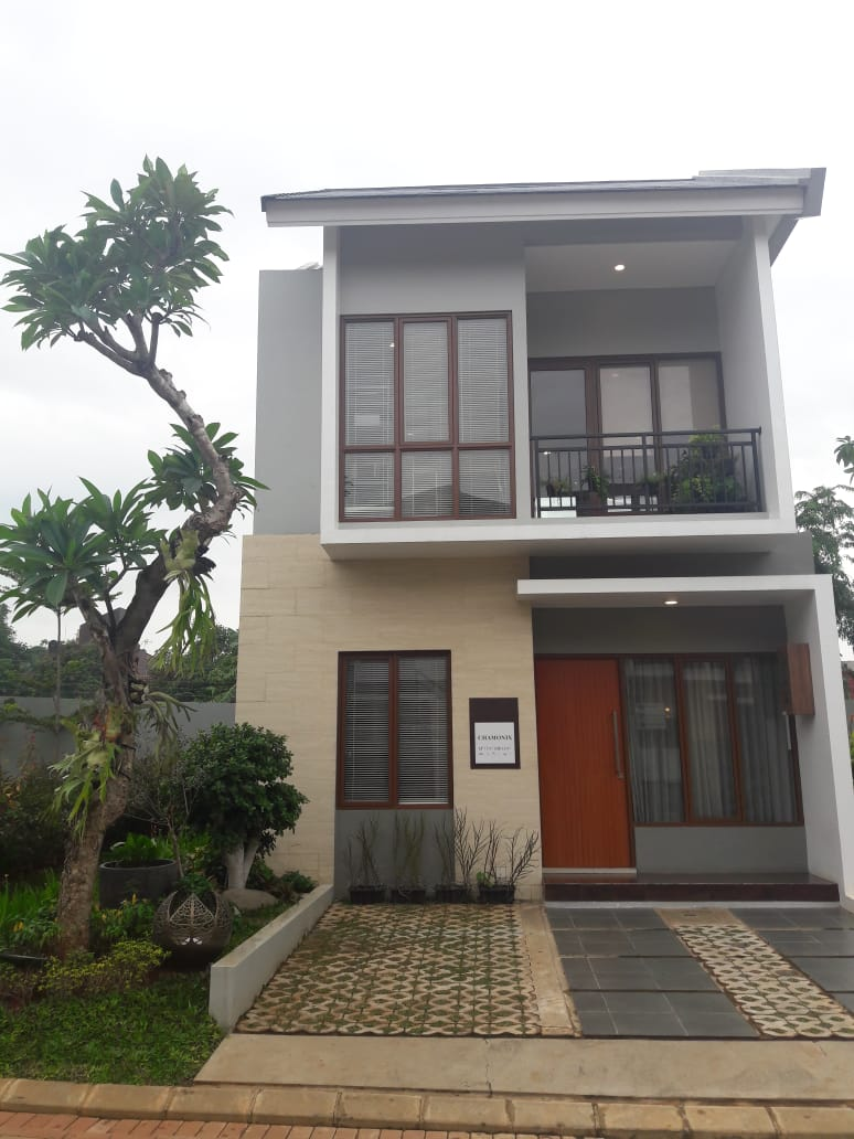 Premier Estate 3 Cibubur –  2Lt 3br. hanya 3km dari Transpark Cibubur