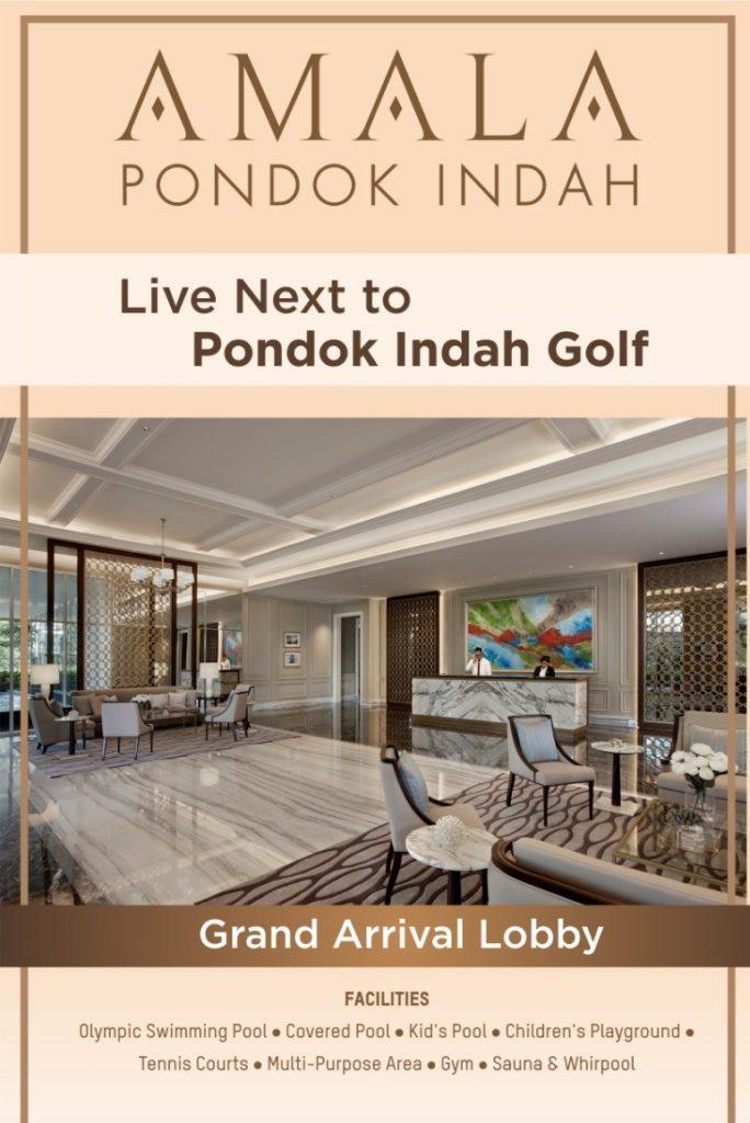 pondok indah residences _jualproperty.id