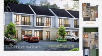 Premier Estate Kranggan Cibubur – Rumah 2Lantai Cantik Mewah Terjangkau.Dekat LRT & 2 tol