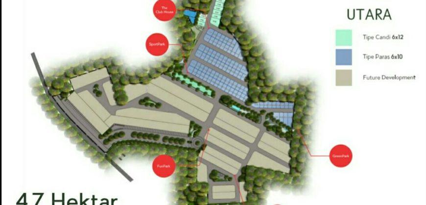 Synthesis Homes Tahap 1 @ Cirendeu | 2 lantai 4 kamar 91/72