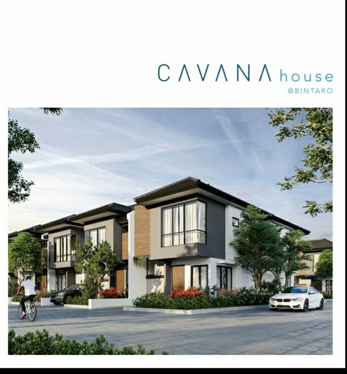 CAVANA HOMES Bintaro