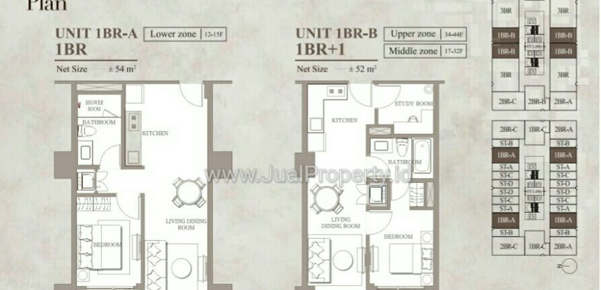 Branz Mega Kuningan all Japanese perfection start from 1,7+M only