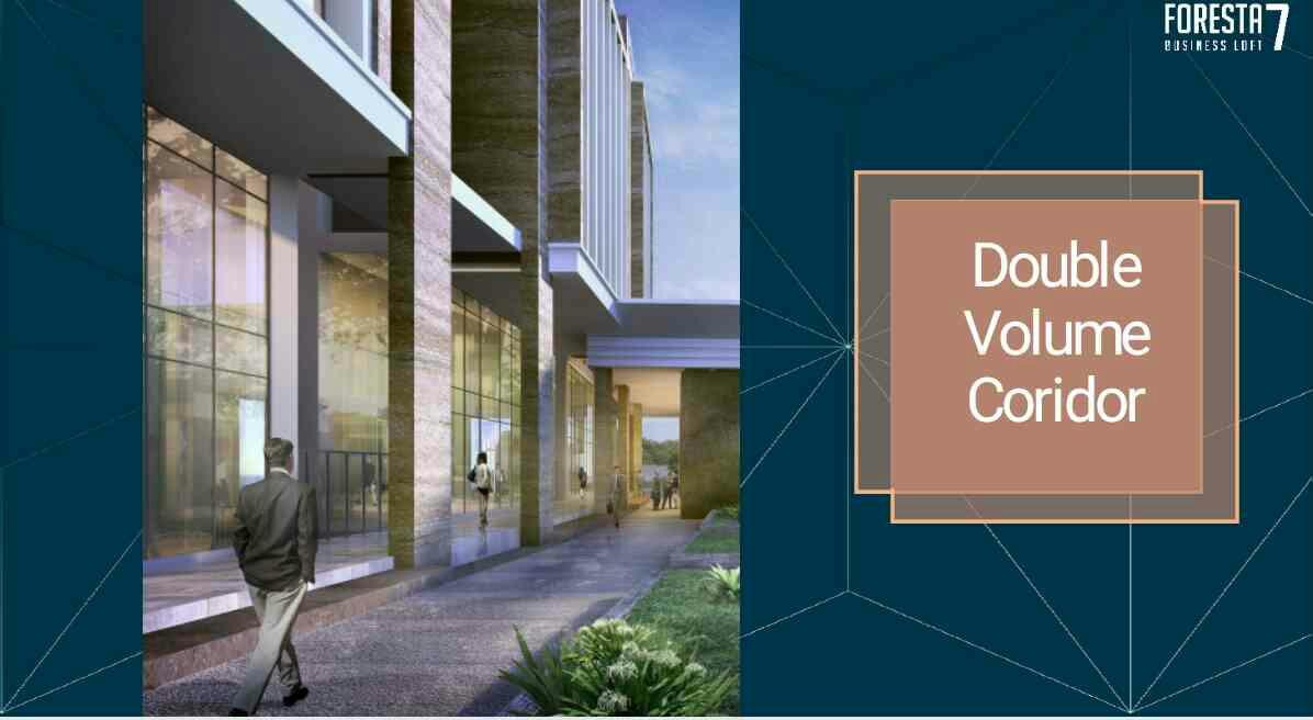 Foresta Business Loft 7 – Premium lo-rise Office & Business center in CBD, BSD