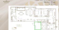 The Element.Luxury Apartement siap huni selangkah menuju epicentrum